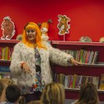 Drag Queen Story Time a hit in Barnstaple Library