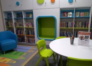 Braunton children's library